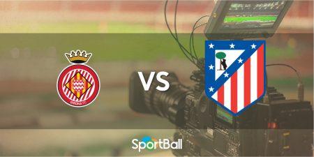Octavos de final de la Copa del Rey 2018-19 Girona Atletico de Madrid