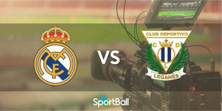 Octavos de final de la Copa del Rey 2018-19 Real Madrid Leganes
