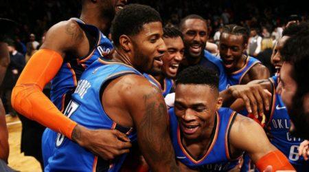 Candidatos al título de la NBA 2019: Oklahoma City Thunder 2018-19