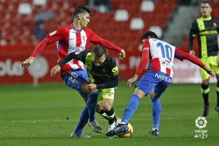 Plantilla Sporting Gijón 2018-19