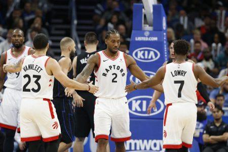 Favoritos al título de la NBA 2019: Raptors 2018-19