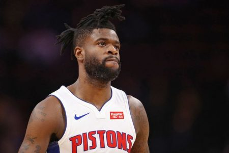 Reggie Bullock Detroit Pistons