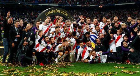 River Plate campeón Libertadores 2018