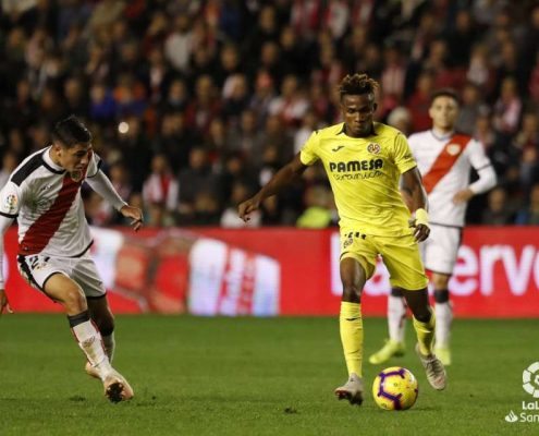 Samuel Chukwueze Villarreal 2018-19