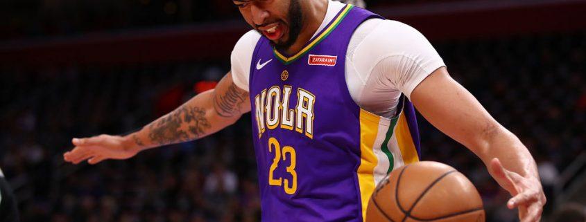 Traspaso de Anthony Davis: ¿Lakers, Celtics o Bucks?