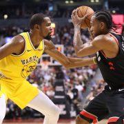 Kevin Durant y Kawhi Leonard son los mejores agentes libres de 2019