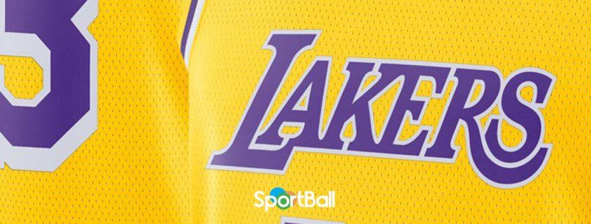 Camisetas más vendidas NBA
