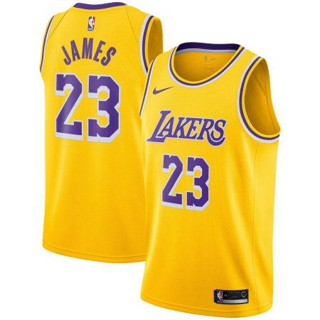 Camisetas más vendidas NBA. Lebron James. Los Angeles Lakers.