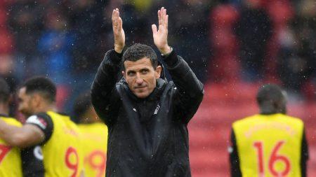 Javi Gracia, como entrenador del Watford