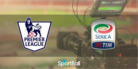 Partidos de Navidad en la Premier League y Serie A