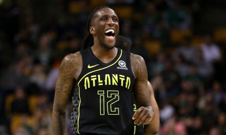 Taurean Prince Atlanta Hawks 2018-19