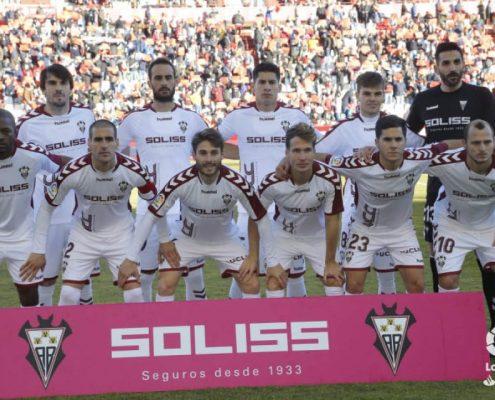 Albacete Balompié 2018-19