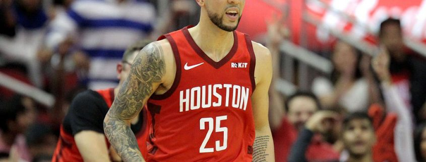 Austin Rivers Houston Rockets