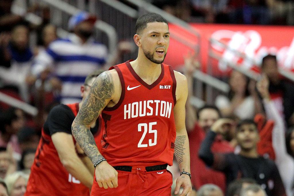 Austin Rivers Houston Rockets