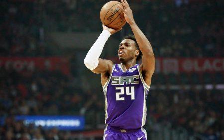 Estadísticas de Buddy Hield con los Sacramento Kings