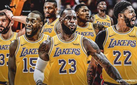 Estrellas y All-Stars que podrían jugar con LeBron en los Lakers