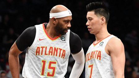 Jeremy Lin Vince Carter Atlanta Hawks Votaciones All-Star 2019