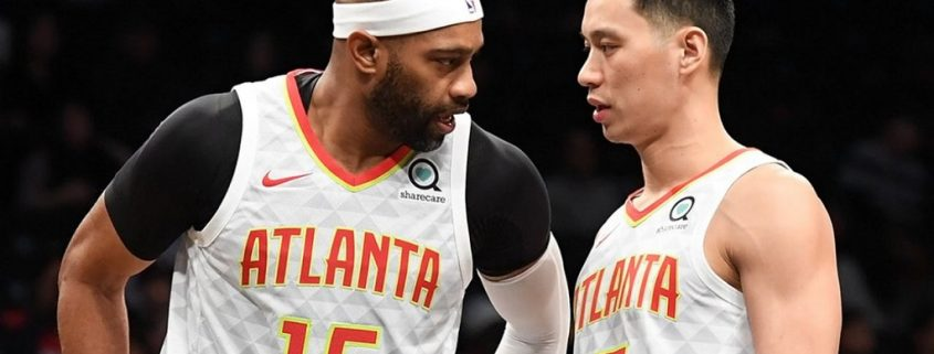 Jeremy Lin Vince Carter Atlanta Hawks Votaciones All-Star 2019