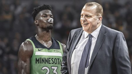 Jimmy Butler Tom Thibodeau