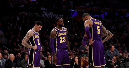 Los Lakers 2018-2019 dependen demasiado de LeBron James