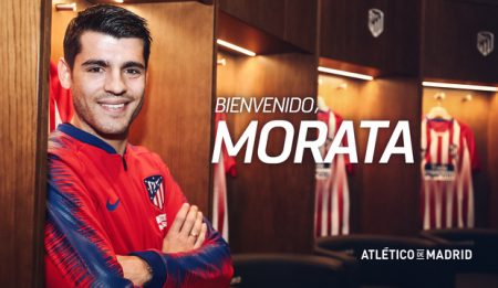 Morata Atlético de Madrid