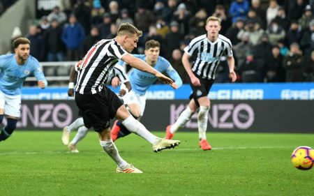 Newcastle 2 Manchester City 1 - Jornada 24 Premier League