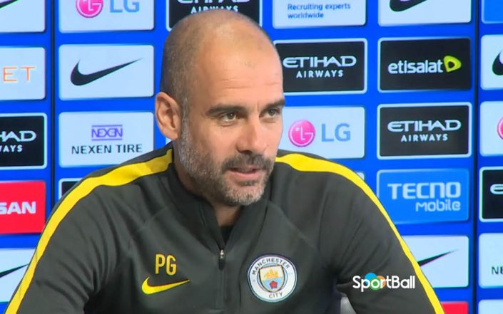 Pep Guardiola Manchester City 2019