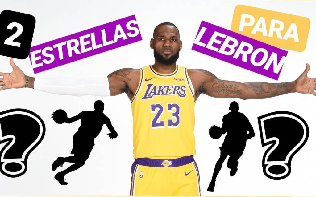 Qué estrellas se unirán a LeBron en los Lakers