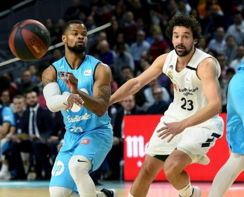 Real Madrid Movistar Estudiantes 2018-19