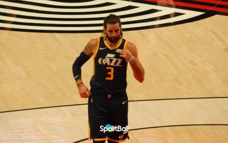 Ricky Rubio Utah Jazz