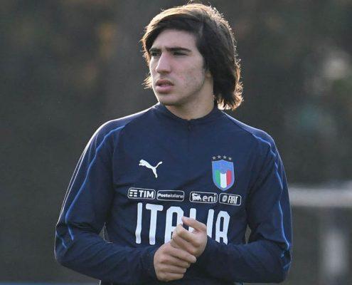 Analizamos cómo juega Sandro Tonali.
