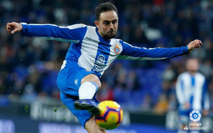 Sergio García Espanyol 2018-19