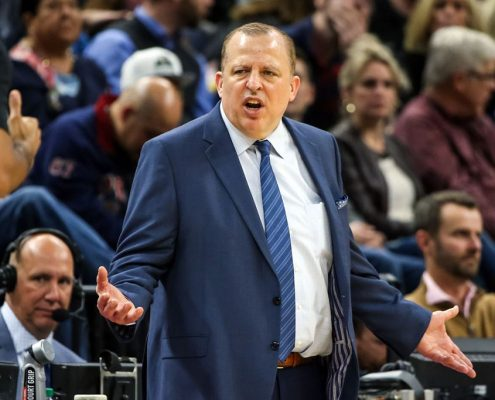 Tom Thibodeau Butler despedido Minnesota Timberwolves