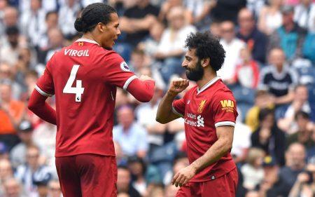 Van Dijk y Salah, líderes de la plantilla del Liverpool 2018-19