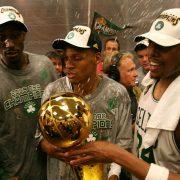 El anillo de los Boston Celtics 2007-2008: el primer Big-Three campeón