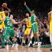 La magia de la NBA reflejada en un Lakers-Celtics