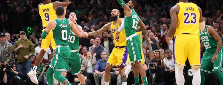 Boston Lakers 2019