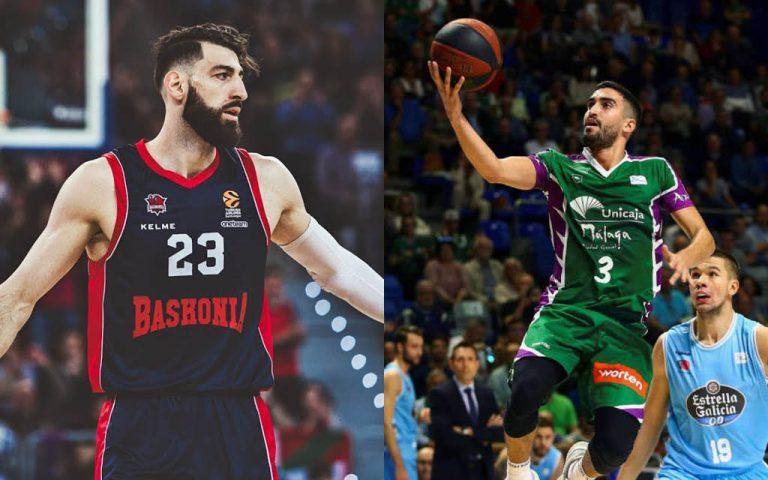 Candidatos a MVP de la ACB 2018-19 - Tornike Shengelia y Jaime Fernández