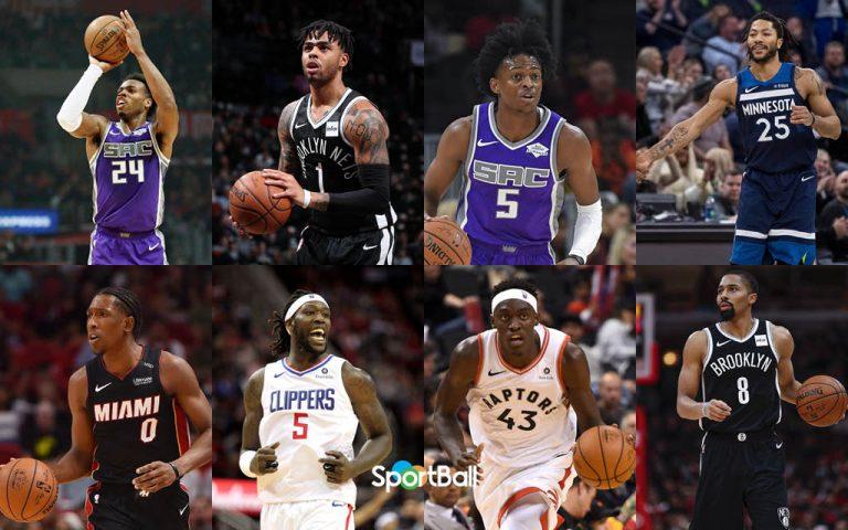 Candidatos y favoritos a jugador más mejorado de la NBA 2019
