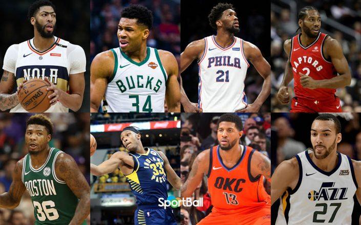Candidatos y favoritos a mejor defensor del año de la NBA 2019