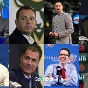 Análisis del Top 5 de favoritos a Ejecutivos del Año de la NBA en 2019