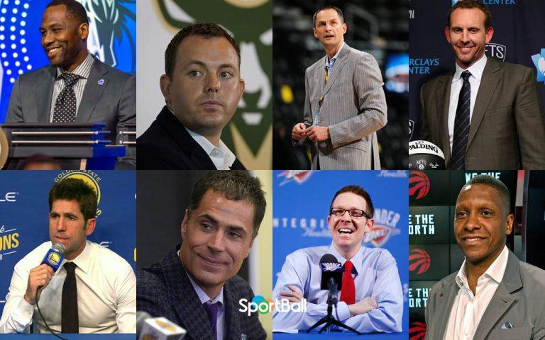 Candidatos y favoritos a mejor general manager y ejecutivo del año de la NBA 2019