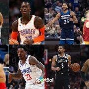 ¿Quiénes son los candidatos a Sexto Hombre del Año 2019 en la NBA?