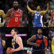 ¿Quienes son los candidatos al MVP de la NBA 2019?