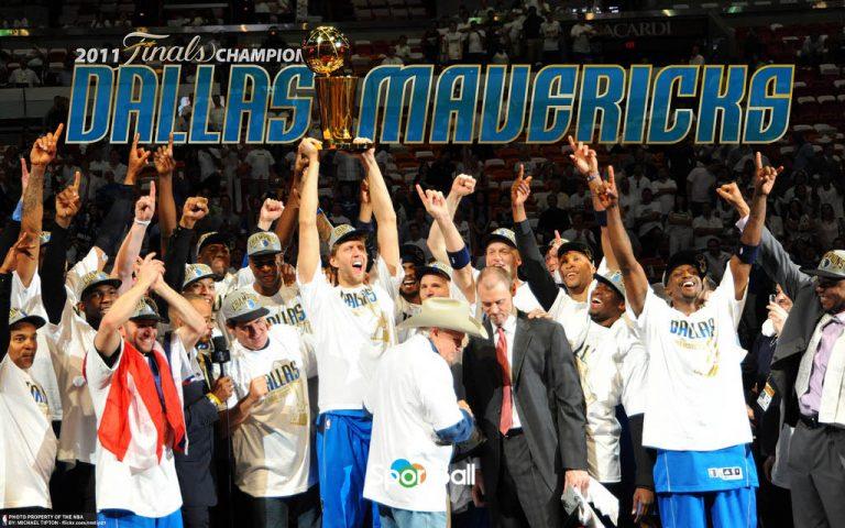 Dallas Mavericks anillo campeón NBA 2011