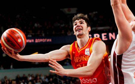 Darío Brizuela Selección Española