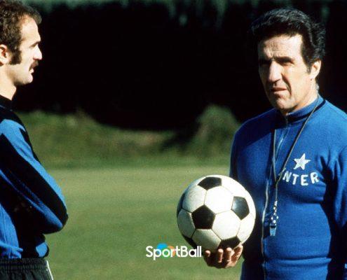 Helenio Herrera Inter de Milan
