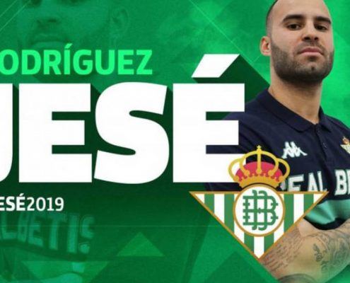Jese Rodriguez Real Betis 2018-19