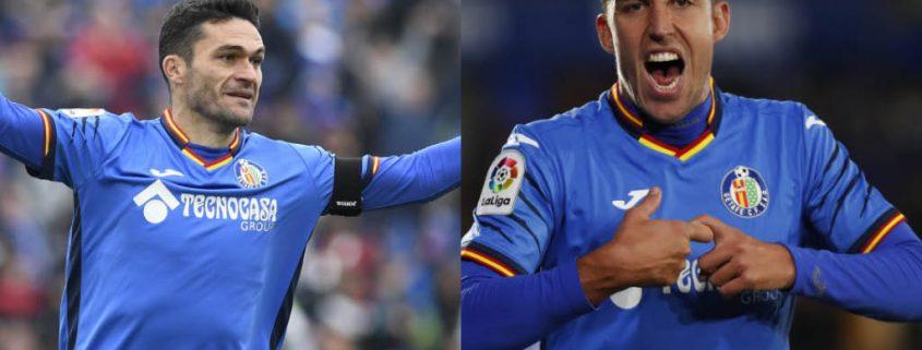 Jorge Molina y Jaime Mata - Getafe 2018-19