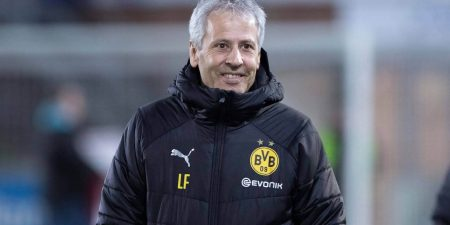 Lucien Favre Borussia Dortmund 2018-19
